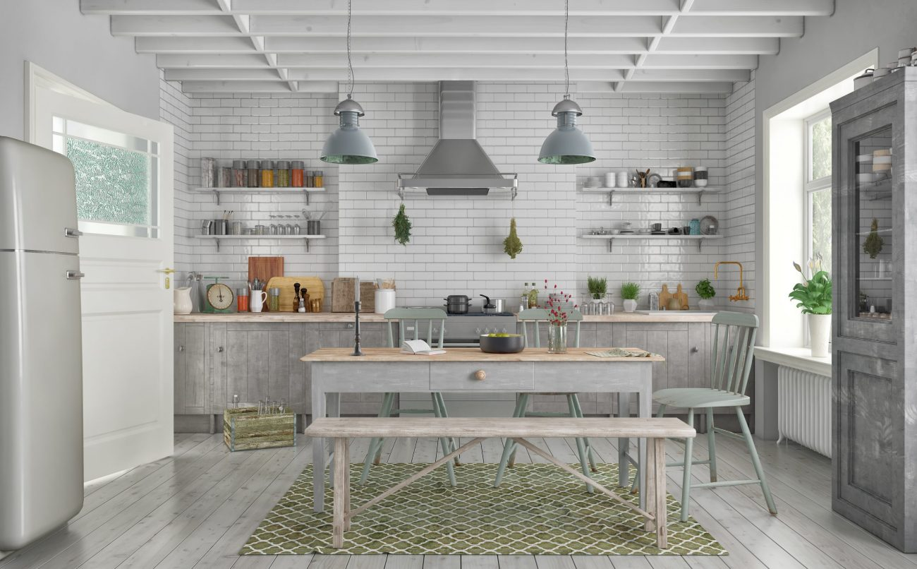 Eco-Friendly Kitchen – Remodelling Ideas and Improvements
