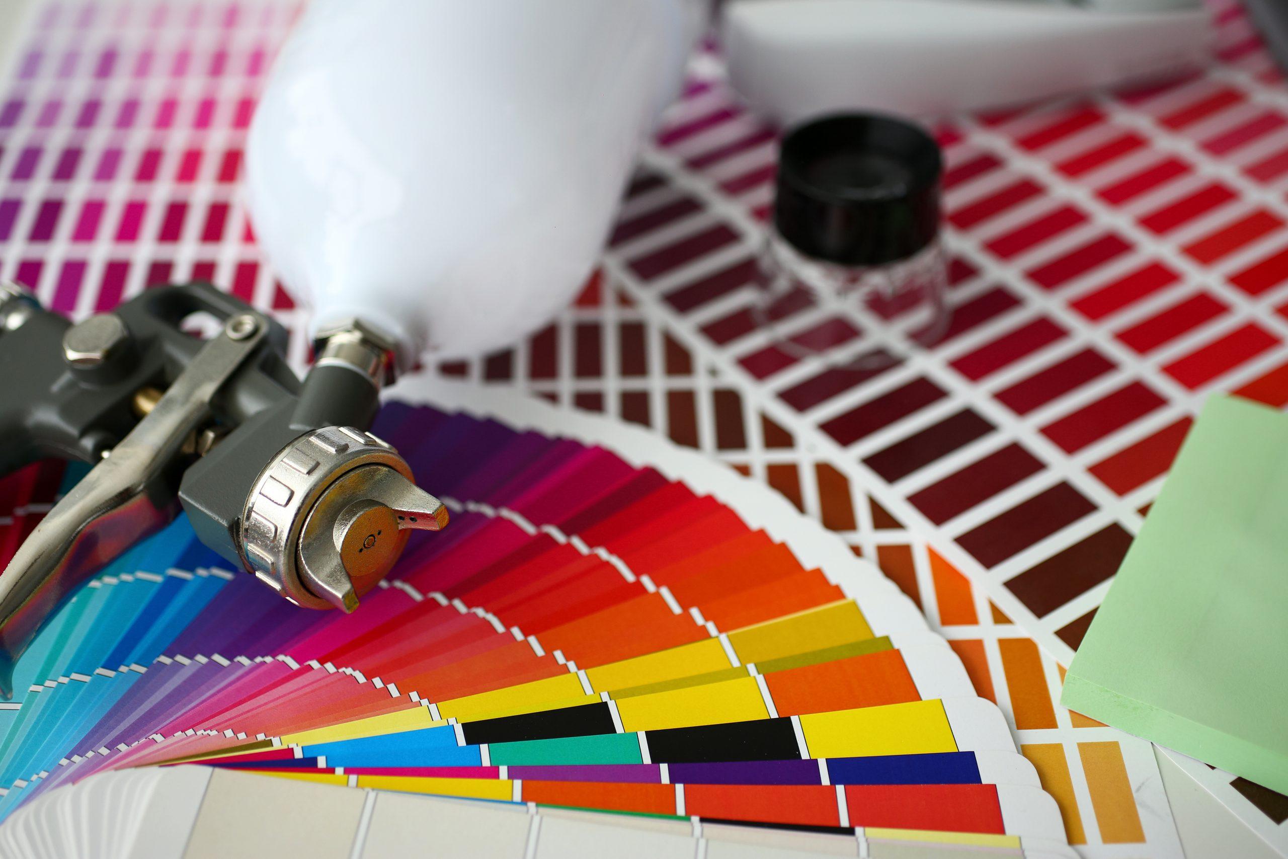 The 4 Principles of Coordinating Interior Design Colours
