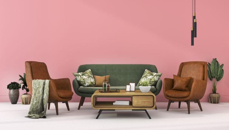 Give Your Home a Fresh Look with Pink Interior Design Tips