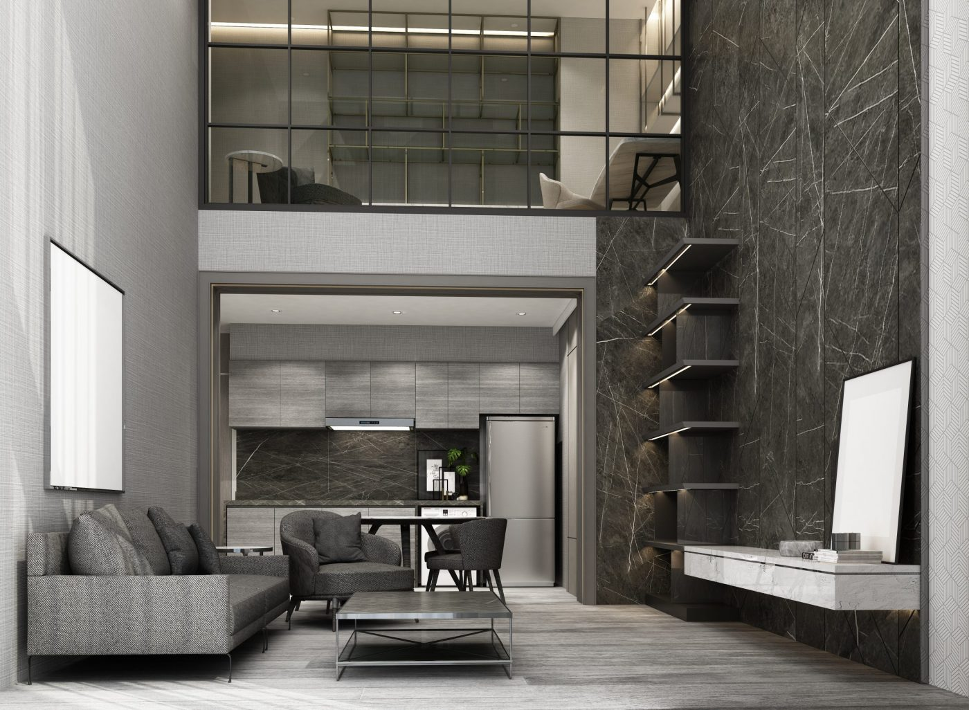 Tips and Tricks On Decorating Interiors with High Ceilings