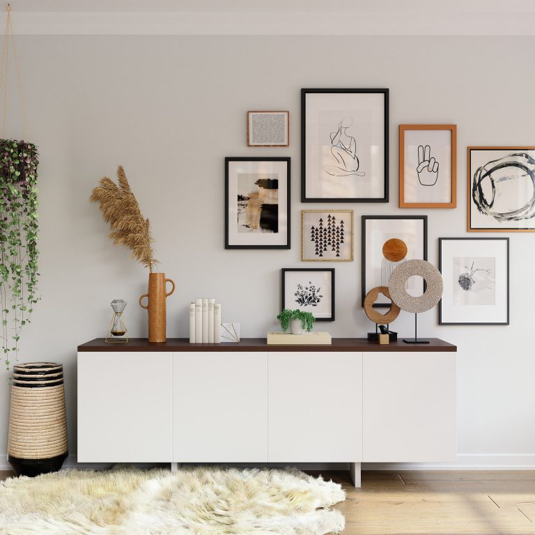Inspiration Ideas for Styling Your Sideboard